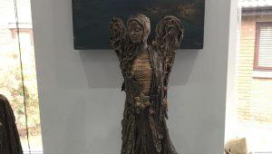 Angeel statue