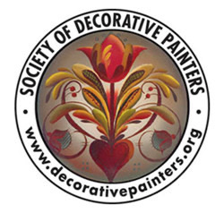 Logo for Society of Decorative Painters